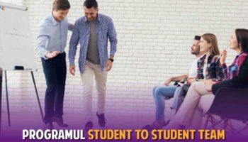 Proiectul Student to Student Team